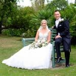 Great review for DJ Scott Dewing who supplied Mr & Mrs Dixon with the Mr & Mrs TV Display for their Wedding.