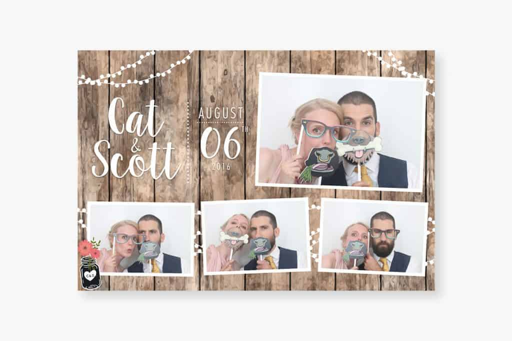 photo booth hire print